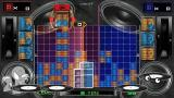 Lumines: Puzzle Fusion PSP 2st level of Vs CPU Mode
