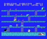 Hustle! Chumy MSX Another level, another colour