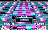 Klax DOS 4 color version is very hard to play - CGA