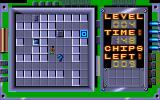 Chip's Challenge Atari ST Level 4 is based around toggles