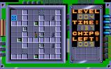Chip's Challenge Atari ST For example, now there are some blocks...
