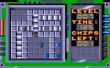Chip's Challenge Atari ST So I can't complete the level this time