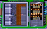 Chip's Challenge Atari ST This level is basically a chase effort of timing