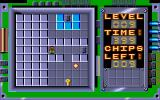 Chip's Challenge Atari ST Level 9