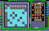 Chip's Challenge Atari ST You skid across the blur, so plan your path carefully