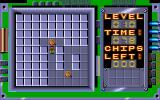 Chip's Challenge Atari ST This level is an elaborate maze