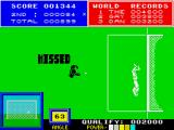 Daley Thompson's Super-Test ZX Spectrum Fired it wide