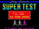 Daley Thompson's Super-Test ZX Spectrum The fading athlete indicates a life lost