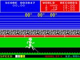 Daley Thompson's Super-Test ZX Spectrum Triple jump