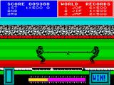 Daley Thompson's Super-Test ZX Spectrum The crowd obviously support me