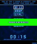Mission: Impossible 3 J2ME The guess-the-password mini-game