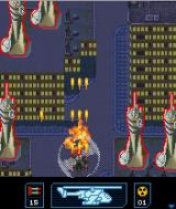 Mission: Impossible 3 J2ME The game speed is increased in this section: dodge the obstacles.