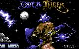 Black Tiger Commodore 64 Loading screen