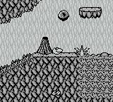 Sneaky Snakes Game Boy This volcano spits out dangerous rocks!
