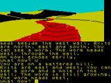 The Worm in Paradise ZX Spectrum The long and winding road