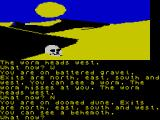 The Worm in Paradise ZX Spectrum Watch the behemoth