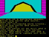 The Worm in Paradise ZX Spectrum Where is the worm leading us?