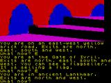 The Worm in Paradise ZX Spectrum Walking up the stairs of life, knowing that I'm trapped