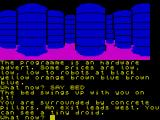 The Worm in Paradise ZX Spectrum That isn't good