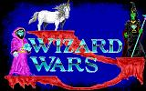 Wizard Wars DOS Main Title