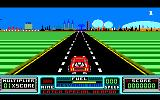 RoadBlasters Amstrad CPC Level 1