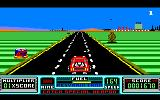 RoadBlasters Amstrad CPC Watch out for the turret gun