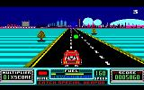 RoadBlasters Amstrad CPC Level 3