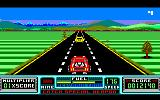 RoadBlasters Amstrad CPC Level 4
