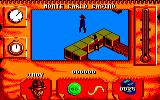 Indiana Jones and The Fate of Atlantis: The Action Game Amstrad CPC Level 1