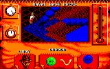 Indiana Jones and The Fate of Atlantis: The Action Game Amstrad CPC Level 3