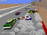 NASCAR Racing DOS Racing (Far View SVGA)