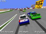 NASCAR Racing DOS Racing (Close View SVGA)