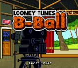 Looney Tunes B-Ball SNES Title Screen