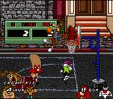 Looney Tunes B-Ball SNES Wile E. goes for the dunk!