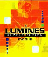 Lumines Mobile J2ME Title screen