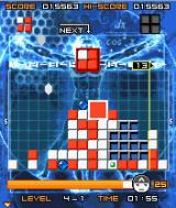Lumines Mobile J2ME Fourth stage: Mystic Pulse