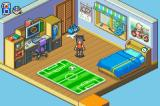 Mega Man Battle Network 6: Cybeast Gregar Game Boy Advance Lan's new room!