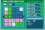Mega Man Battle Network 6: Cybeast Gregar Game Boy Advance Later on, you can customize Mega Man with this tool