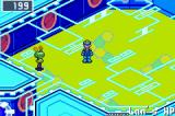 Mega Man Battle Network 6: Cybeast Gregar Game Boy Advance Lan's homepage on the Internet
