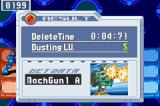 Mega Man Battle Network 6: Cybeast Gregar Game Boy Advance Perform well in your battle, and you may earn bonus Battle Chips!