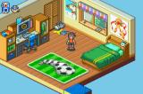 Mega Man Battle Network 6: Cybeast Falzar Game Boy Advance Lan's new room - it looks slightly different to the Gregar version
