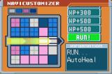 Mega Man Battle Network 6: Cybeast Falzar Game Boy Advance Later you can customize Mega Man with extra programs