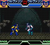 X-Men: Mutant Academy Game Boy Color Wolverine mirror match