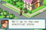Mega Man Battle Network 4: Red Sun Game Boy Advance ...sounds dangerous...