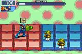 Mega Man Battle Network 4: Red Sun Game Boy Advance Each chip you select has only one use per turn
