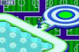 Mega Man Battle Network 4: Red Sun Game Boy Advance Mega Man explores Lan's home page