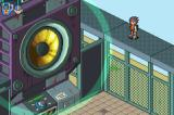 Mega Man Battle Network 4: Red Sun Game Boy Advance This giant speaker is emitting a piercing sonic wail