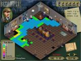 Inspector Parker in Betrapped! Windows As the game progress, rooms gets bigger with more traps