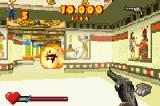 Serious Sam Game Boy Advance There are a lot of explosions in this game