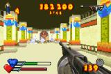 Serious Sam Game Boy Advance Enemies teleporting in